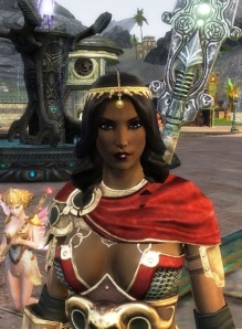 Defiant Cleric New Gear