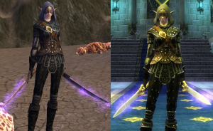 Rogue Before and After