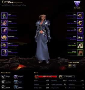 Ding 60 and already in T1 purples -- cheap on the Auction House!