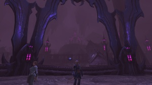 The Underdark's a bit brighter than I expected it would be, but otherwise looks just as I imagined it