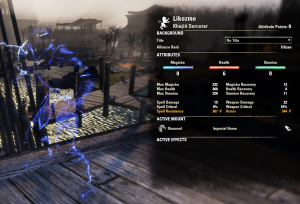 Lightning Form is a very impressive defense buff, no?