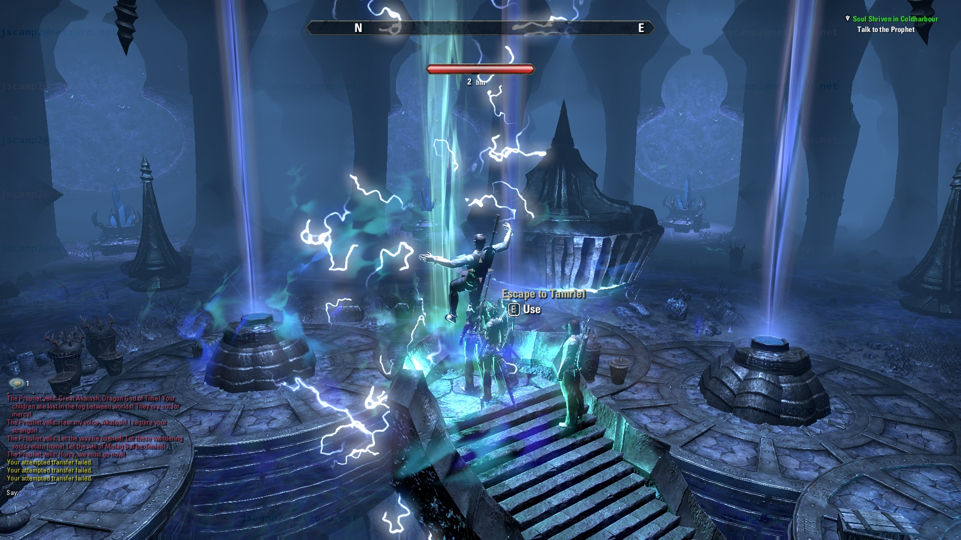 how to start in coldharbour eso