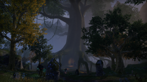 The Corrupted Wyrd Tree