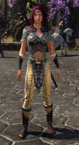"Briarra the ""Warlock"" Nightblade"