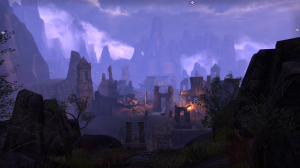 The Abbey of Blades is gorgeous too.  Another +1 to the Art Dept!