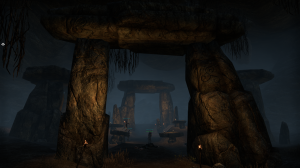 Underground Stonehenge!