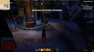 Yup.  Skuldafn.  I'm playing Skyrim again!