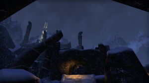 Skuldafn is laid out identically to what I recall in Skyrim