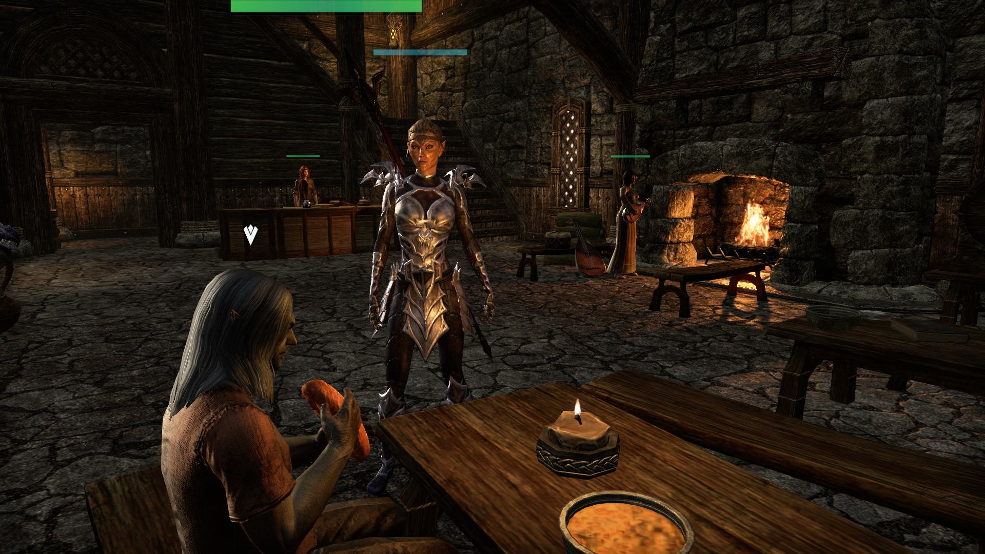 how to make a sorcerer class eso