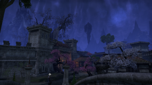The Hollow City is quite pretty, especially with the Coldharbour color palette