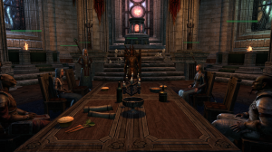 Discussing the assault on Coldharbour