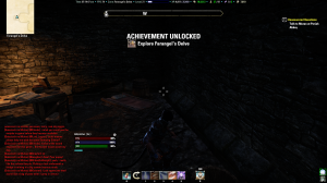 Achievement spam from level 21