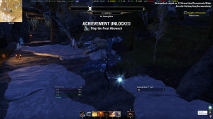 Finally!  A non-lore achievement.