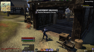 Achievement spam