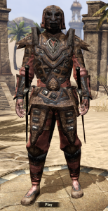 Orc Leather, Level 36
