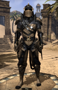 Bosmer Leather, Level 40