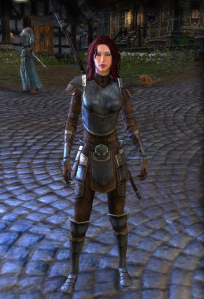 My new Breton Sorcerer at level 6
