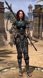 Level 30 armor appearance