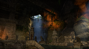 Of course the Khajit architecture is quite impressive too.  This is just a good looking game, no matter the style.