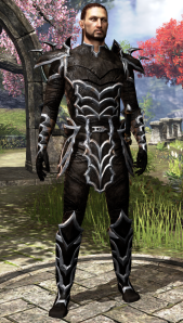 Daedric leather is much improved