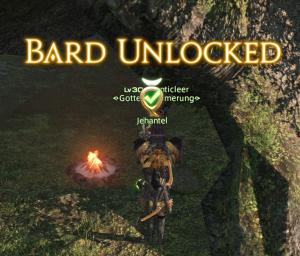 I'm a bard!