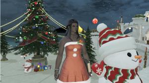 Christmas in Limsa Lominsa