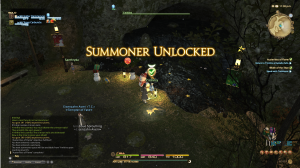 Considering I've been summoning things since level 2, this unlock didn't feel as impressive.