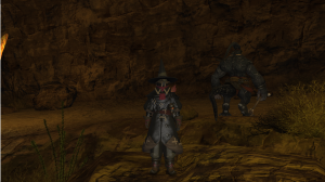 The full appearance of the BLM set, including the hat which I normally am inclined to hide.