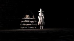 Cutscene when turning in the Toto-Rak (Hard) quest.  Kinda creepy
