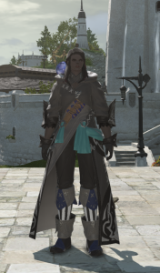 "Gear Level 88!  The pieces that show are ""Cashmere"""