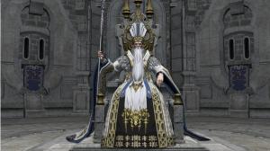 The Ishgardian leader