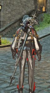 Bought me a new i100 staff for my BLM.  Only took 1300 tomes and a raid-dropped item.....