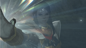 During the WHM class quest at 50