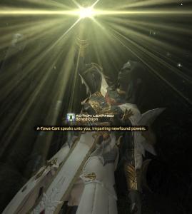 Level 50 class quest complete!