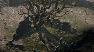 Hanging Trees are quite gruesome.  Glad I've never seen one IRL . . .