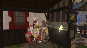 "My daughter loves to park her ""giant chicken"" in stables, since ""that's where they live"""