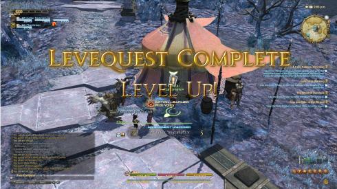 Level 50 again!