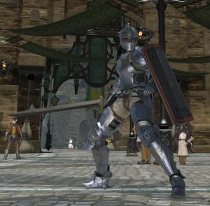 Level 40 Paladin gear