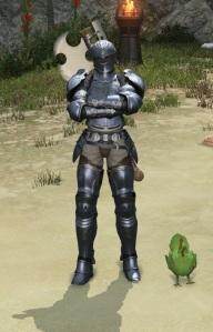 My own pet Enkidu