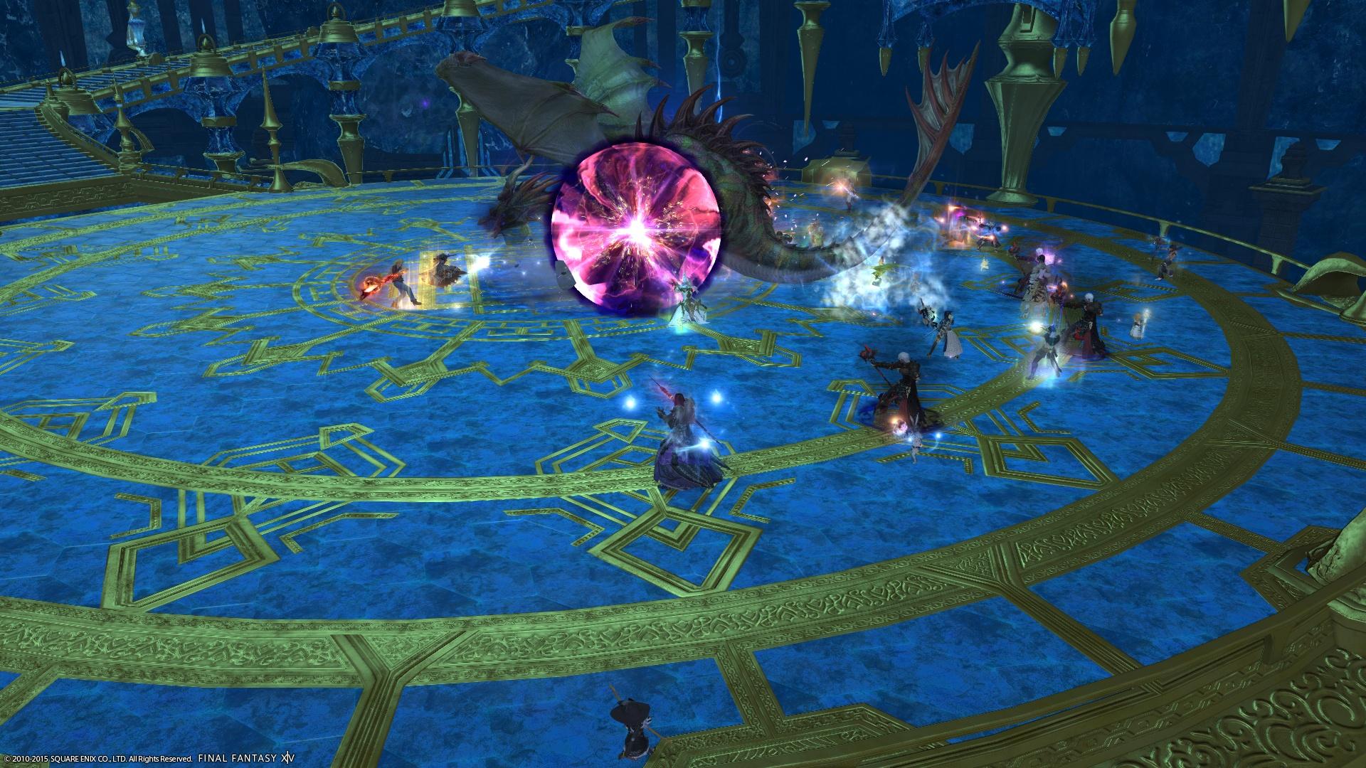 Final Fantasy XIV | Nomadic Gamers | Page 29