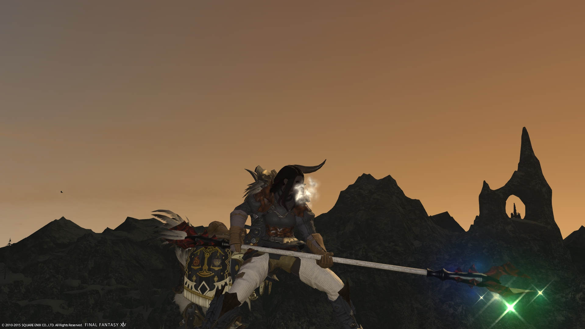 ffxiv how to get world of darkness