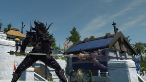 Level 50 Dragoon Set