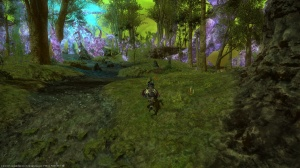 Azys Lla has a pretty jungle area in additional to all the magitek stuff