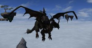 I love flying on dragonback!