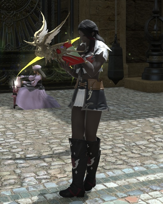 Blaugust Day 6] [FFXIV] Why I've Switched to Summoner