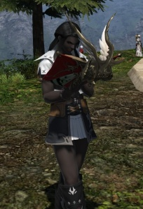 My new glamoured appearance