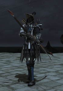 I've almost got the Bard into full Ironworks gear anymore too, since the Poetics flow fairly quickly from the other roulettes