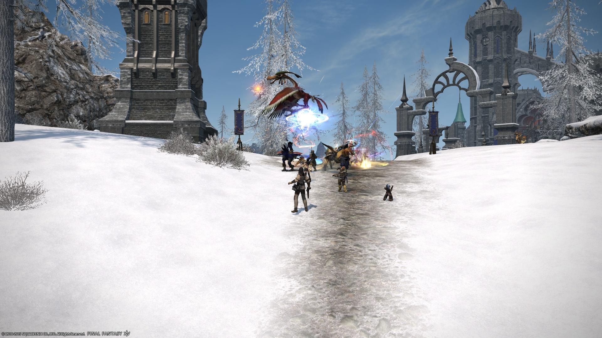 Final Fantasy XIV | Nomadic Gamers | Page 23