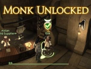 Last Job unlock completed!