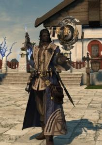 Level 54 healer gear